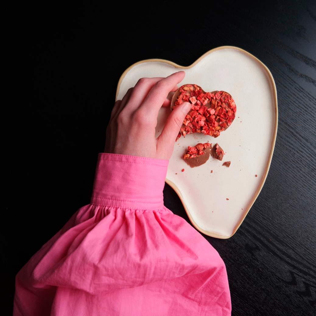 Serce na talerzu