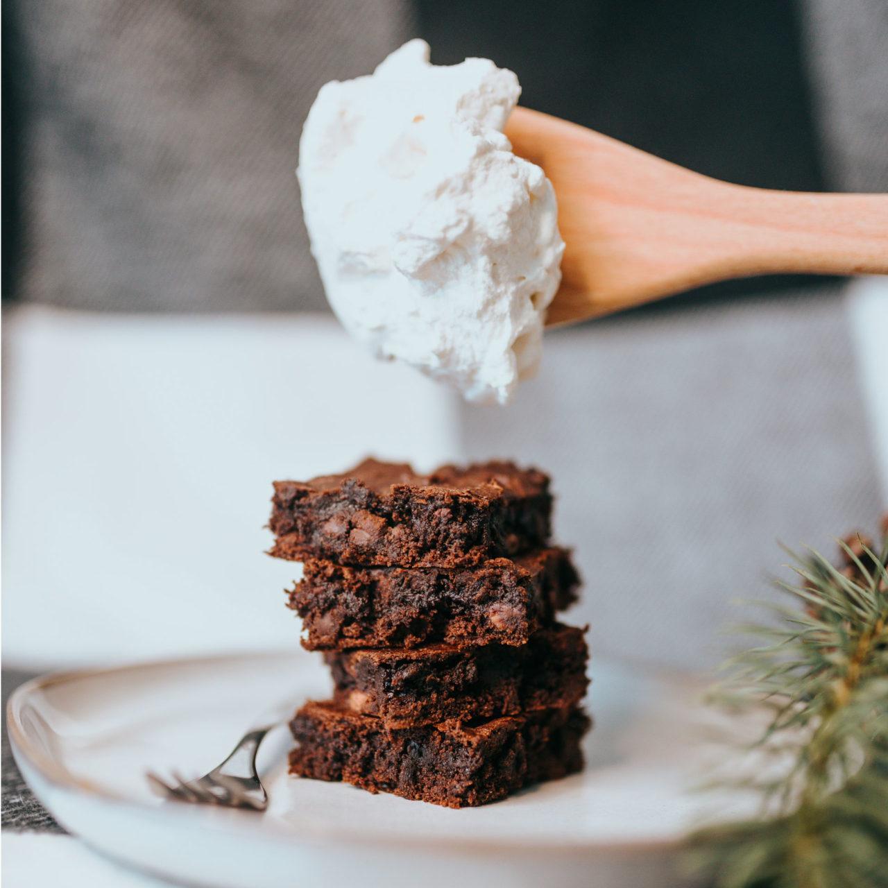 Czekoladowa Chmura ciasto Loft Kulinarny