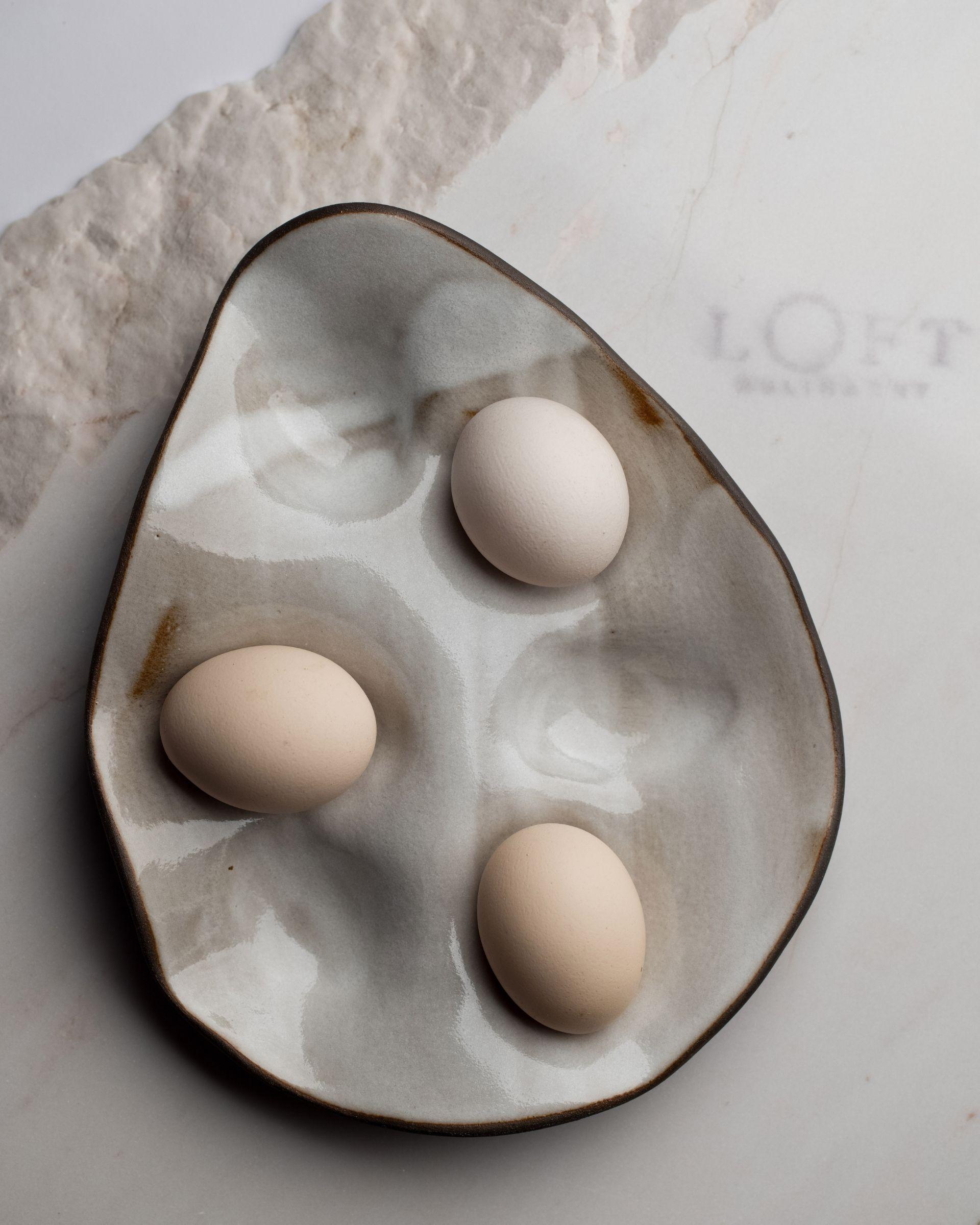 Patera na jaja owalna