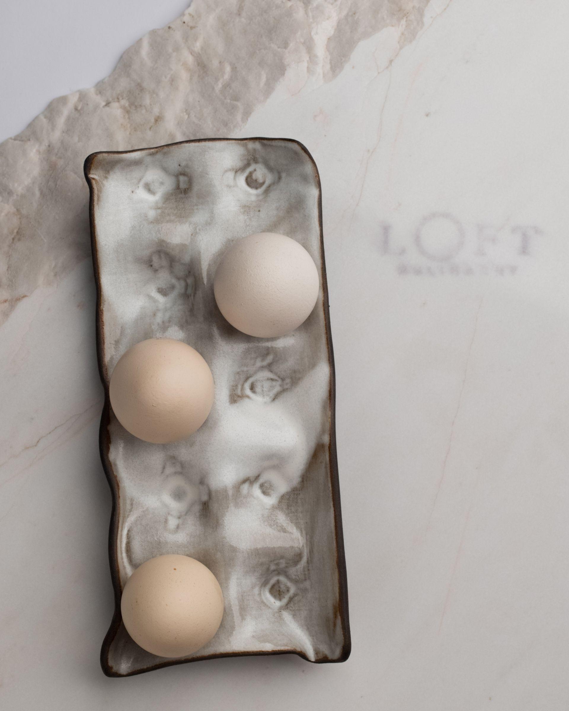 Patera na jaja prostokątna