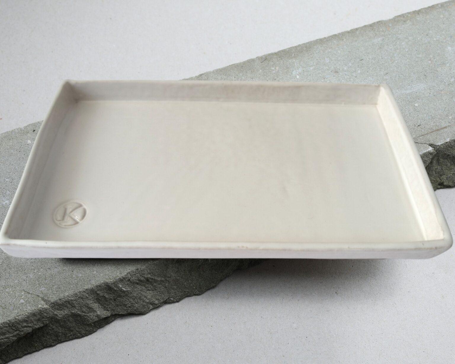 Patera ceramiczna / talerz