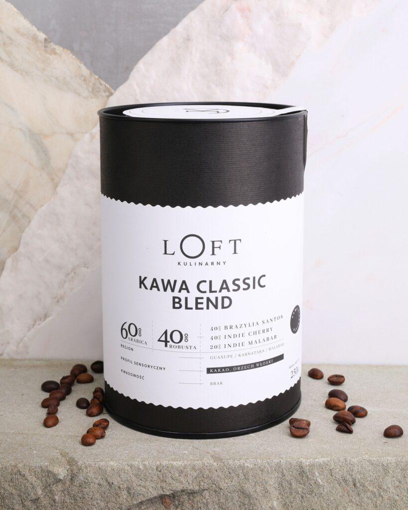 kawa Classic Blend - najlepsza kawa do ekspresu