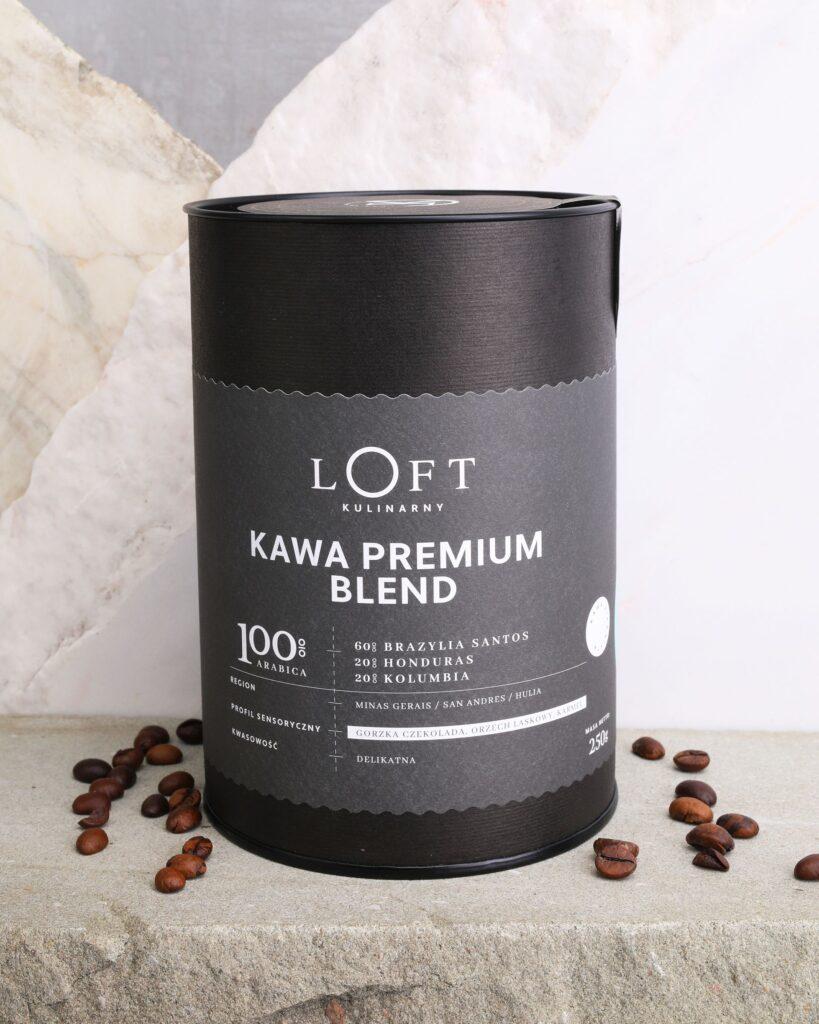 kawa Premium Blend - najlepsza kawa do ekspresu