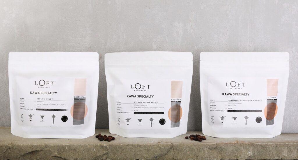 Kawy Specialty - Loft Kulinarny