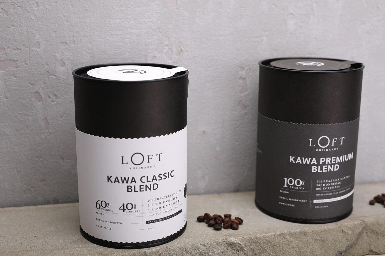 kawy w puszcze - wyroby rzemieślnicze Loft Kulinarny